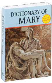 The Dictionary of Mary is an invaluable sourcebook book that is equal to a short summa about the Blessed Virgin Mary. Written by foremost scholars, it sets forth in quick dictionary form the most important Catholic teachings about Mary. This dictionary about the Mother of God explains Mary's place in the Church and in the life of Christians, her titles, her authenticated appearances, her shrines, and her relationship to her Son Jesus and to the Trinity. This revised and expanded edition of the Dictionary of Mary includes complete references to the Catechism of the Catholic Church. The Dictionary of Mary is an indispensable book for all who want to obtain a better understanding of Our Lady and true devotion to her.