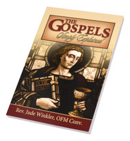 "A simple introduction to the background and meaning of the Gospels. Energize and enhance your personal or group Bible study as you learn the cultural and theological background of Matthew, Mark, Luke, and John, guided by Father Jude's pastoral and informative text and pertinent chapter questions. 208 pages ~ Size 5-1/2"" x 8-1/4"""