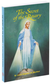 The Secret of the Rosary by Catholic Book Publishing is a new, enlightening translation of the classic book by St. Louis Grignion de Montfort, the great Marian writer who nurtured Pope John Paul II's devotion to Mary, the Blessed Mother of Jesus. At 288 pages and with a beautifully illustrated, flexible cover, this new translation of The Secret of the Rosary is printed in large, easy-to-read type. This inspiring book will enhance the personal devotion or make a wonderful gift for anyone seeking to become closer to Our Lady.