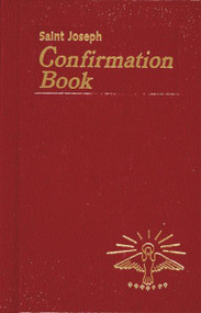 """This St. Joseph Confirmation Book is an ideal companion for Confirmation candidates. It is revised in accord with the 2011 Roman Missal. The book provides the Confirmation rite, prayers, instructions, and inspiring readings from the Gospel. The book makes a perfect resource and gift for those preparing for the Sacrament of Confirmation. 4"""" X 6 1/4"""" ~ 288 Pages ~ Cloth Hardcover."""