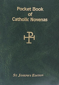 "The purpose of this collection of novenas is not only to provide prayers to obtain favors from God but also to encourage people to pray frequently because prayer, after the Sacraments, is the richest source of God's grace.  96 pages ~ 4"" x 6 1/4"", Flexible Cover"