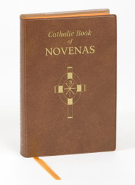 "The new Catholic Book of Novenas offers more than thirty of the most popular Novenas specifically arranged in accord with the Liturgical Year on the Feasts of Jesus, Mary, and many Favorite Saints. The Catholic Book of Novenas has a tastefully embossed tan vinyl cover and is an excellent volume for private prayer Novenas.  Author, Rev. Lawrence G. Lovasik, S.V.D.,Dura Lux cover, 384 pages, 4"" x 6 1/2"""