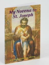 "My Novena to St. Joseph by Catholic Book Publishing offers the most often prayed Novenas in honor of St. Joseph and fits perfectly in a pocket or purse for any-time prayer. With a flexible and beautifully illustrated, full-color cover, this 32-page edition of My Novena to St. Joseph is the perfect resource for honoring Jesus human father.  4"" x 6 1/2"""