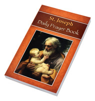 "St Joseph Daily Prayer Book is a perfect daily companion for all Catholics. It contains prayers, readings, and devotions for the Liturgucal Year, including one week of condensed Morning and Evening Prayer from the Liturgy of the Hours. Ideal for communal or private use. 256 pages. 4' x 6.5"". Flexible cover"