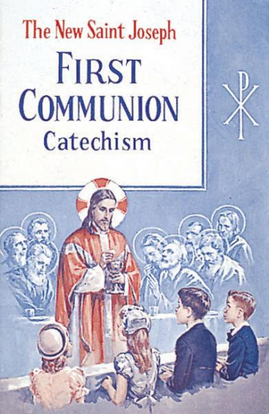The New St. Joseph First Communion Catechism contains the revised text of the Official Baltimore Catechism No. 0 in a user-friendly format and design. Written for Grades 1 and 2, this First Communion Catechism explains Catholic doctrine with the aid of many exclusive features, including a large number of pictures to help children understand each lesson. Extensive use of Sacred Scripture demonstrates the basis of Catholic doctrine and brings it to life. The New St. Joseph First Communion Catechism combines a contemporary viewpoint and language with a solid time-tested exposition of Catholic Church teachings.
