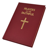 This new edition of Prayers of the Faithful reflects the themes of both Pope John Paul II and the vision of Pope Benedict XVI. The style of the prayer anticipates the dignity, accuracy, and quality of the new ICEL translation of the Roman Missal. Edited by Bishop Peter J. Elliott, Prayers of the Faithful contains Intercessions for all Sundays, solemnities, major feasts, and other occasions along with valuable supplementary material, including an Introduction explaining the history, development, and structure of the General Intercessions and directives on how to announce them, as well as music for the General Intercessions. Prayers of the Faithful comes with a handy ribbon marker and is durably bound in red cloth. Size: 7 1/4 X 10 1/4  Pages: 272
