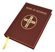"The Book of Blessings contains the blessings of the Roman Ritual for the Universal Church as well as additional proper blessings for use in the United States. This liturgical book includes blessings pertaining to persons, to objects, and to various occasions, as well as blessings and services connected with official parish events. Three valuable indices make the Book of Blessings a practical as well as pastoral liturgical resource. The Book of Blessings is set in highly readable 14-pt. type and is durably bound in brown cloth to ensure long-lasting use.. 896 pages ~ 7 1/4"" x 10"""
