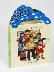 "Ideal book for young children. A sturdy book that will stand up to wear and tear, it provides clear, simple text to introduce children to the Mass. With full-color illustrations and a ""carry-along"" handle.  6"" x 8 1/2"" ~ 16 pages"