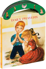 "Ideal book for young children. A sturdy book that will stand up to wear and tear, it provides clear, simple text to introduce children to prayers for every day. With full-color illustrations and a ""carry-along"" handle.  6"" x 8 1/2"" ~ 16 pages"