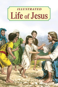 Illustrated Life of Jesus by popular author Rev. Lawrence G. Lovasik, SVD tells the life of our Lord Jesus Christ in simple, easy-to-read language for young readers. This large-format book is attractively illustrated with magnificent full-color pictures. This timeless Illustrated Life of Jesus will help all who use it to enjoy and learn about the life of our Lord.