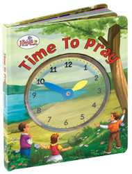 Time to Pray, St. Joseph Clock Book