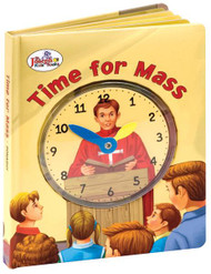 Time for Mass, St. Joseph Clock Book