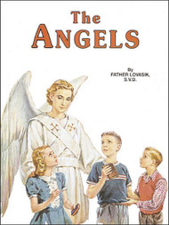 God's Messsengers and Our Helpers A wonderful, beautifully illustrated book for children that acquaints children with Angels and the unique role they play in our lives. Ideal for First Holy Communion.