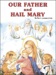 A wonderful, beautifully illustrated book for children that teaches children two of the best-known and best-loved prayers of all time. Ideal for First Holy Communion.