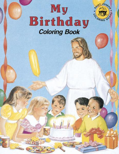 """A fun and creative way for children  to learn how to celebrate the blessings of their special day. With text by Michael Goode and illustrations by Margaret A. Buono. Dimensions: 8 1/2"""" x 11"""" ~ 32 pages"""