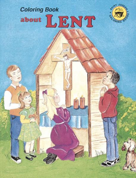 """A fun and creative way for children to learn about preparing for the Resurrection of Jesus. With text by Michael Goode and illustrations by Margaret A. Buono. Dimensions: 8 1/2"""" x 11"""" ~ 32 pages"""
