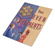 St Joseph Picture Books ~ Acquaints children with the Sacraments. Illustrated in full color. Part of a magnificant series of religious books that will help all children better understand the Catholic faith.Simply written by Rev. Lawrence G. Lovasik, S.V.D. and illustrated in full color. 5 1/2 X 7 3/8 ~ Paperback 32 pages
