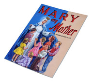 Mary My Mother ~ Beautifully illustrated book that teaches children about Our Lady.  Part of a magnificent series of religious books that will help children better understand the Catholic faith.  Simply written by Rev. Lawrence G. Lovasik, S.V.D. 5 1/2 X 7 3/8 ~ Paperback 32 pages,  St Joseph Picture Books
