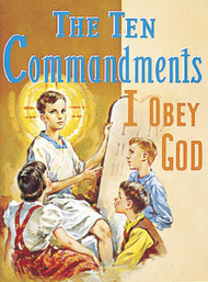 The Ten Commandments, Picture Book