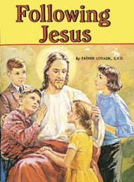 Following Jesus, Picture Book