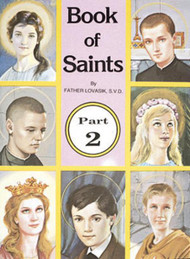 Book of Saints Part II, Picture Book