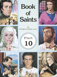 Book of Saints Part X, Picture Book