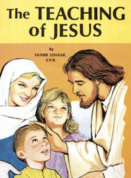 The Teachings of Jesus Picture Book