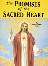 The Promises of the Sacred Heart of Jesus, Picture Book