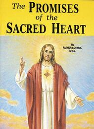 St Joseph Picture Books ~ Tells of Jesus' promises to those who honor His Sacred Heart. Full-color illustrations. Part of a magnificent series of religious books that will help celebrate God's love for us and help children better understand the Catholic faith.  Simply written by Rev. Lawrence G. Lovasik, S.V.D. and illustrated in full color. 5 1/2 X 7 3/8 ~ Paperback
