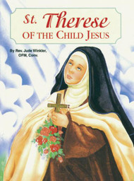 St. Therese of the Child Jesus Picture Book