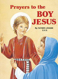 Prayers to Boy Jesus, Picture Book