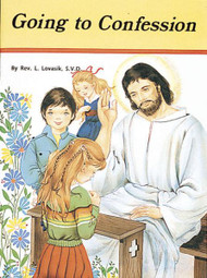 Going to Confession, Picture Book
