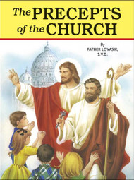 The Precepts of the Church, Picture Book
