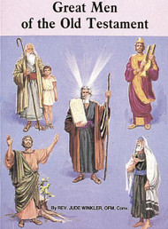 Great Men of the Old Testament, Picture Book