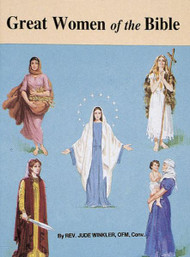 Great Women of the Bible, Picture Book