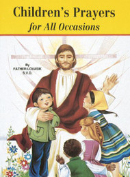 Prayers for All Occasions, Picture Book