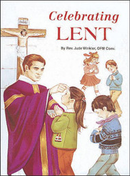 St Joseph Picture Books ~ Helps children understand this time of preparation for Jesus' Resurrection.  Beautifully illustrated in full color. Part of a magnificent series of religious books that will help celebrate God's love for us and help children better understand the Catholic faith. Simply written by Rev. Jude Winkler, O.F.M. CONV. . Dimensions: 5 1/2 X 7 3/8 ~ Paperback ~ 32 pages