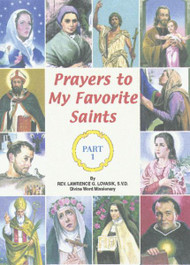 Prayers to My Favorite Saints Part I, Picture Book