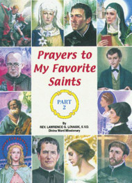 Prayers to My Favorite Saints Part II, Picture Book
