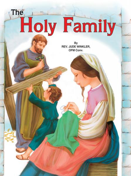 the holy family  picture book