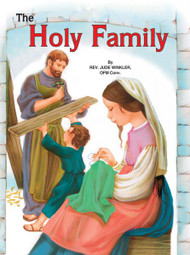 St. Joseph Picture Books ~ A beautiful introduction to the meaningful events in the lives of Jesus, Mary and Joseph. Full-color illustrations. Beautifully illustrated in full color. Part of a magnificant series of religious books that will help celebrate God's love for us and help all children better understand the Catholic faith. Simply written by Rev.Jude Winkler O.F.M. CONV.  5 1/2 X 7 3/8 ~ Paperback ~ 32 pages