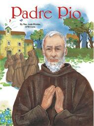 St Joseph Picture Books ~ Relates the life and influence of this beloved, recently canonized Saint in simple, easy-to-understand language. is illustrated in full color. Part of a magnificent series of religious books that will help celebrate God's love for us and help all children better understand the Catholic faith. Simply written by Rev. Lawrence G. Lovasik, S.V.D.  5 1/2 X 7 3/8 ~ Paperback ~ 32 pages
