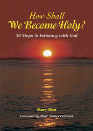 """Building on the premise that the Holy Spirit is being poured out on ordinary people, the author offers the reader 30 ways to experience deeper intimacy with God who is alive, accessible and relevant. Equally appropriate for beginners and the more spiritually advanced, these thought-provoking reflections on the exciting journey to holiness begin with some basic steps, continue with ideas on avoiding sin and conclude with ways to grow in virtue. Scripture based and sprinkled with the wisdom of saints and spiritual masters, this small book will ignite the soul's fire and keep it blazing. 112 pages ~ 5"""" x 7"""""""
