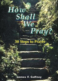 """In this first volume of the new """"How Shall We?"""" series, (small books filled with meaningful and practical suggestions to approach and enrich some of life's day-to-day experiences and activities), the author offers readers 30 concrete ways to focus on God and become aware of His Presence as they pray. This book provides methods from the traditional to the more creative. While readers will turn to some regularly, others will be used only periodically. Includes reflections from spiritual sources. 80 pages ~ 5"""" x 7"""""""