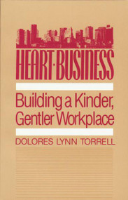 "Building a Kinder, Gentler Workplace In her frank and penetrating assessment of the modern work environment, Dee Dee Torrell the ministry lady at AT&T discusses these and other questions vital to survival in the marketplace.  5 1/2"" X 8 1/4"" ~ 96 pages"