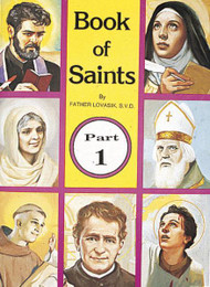Book of Saints Part I,  Picture Book