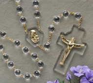 Wall Rosary, Crystal