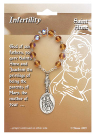 St. Anne One Decade Rosary