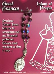 Infant of Prague/Finances, One Decade Rosary