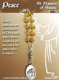 St Francis/Peace, One Decade Rosary